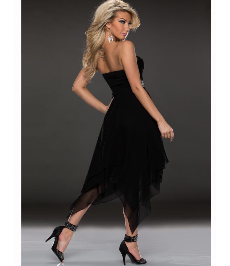 festliches kleid eva lola all dresses. Black Bedroom Furniture Sets. Home Design Ideas