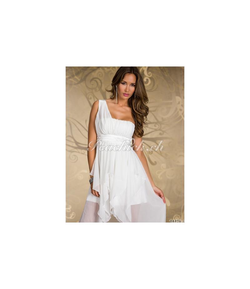 Kleid Eva & Lola - Chiffon - mint All Dresses