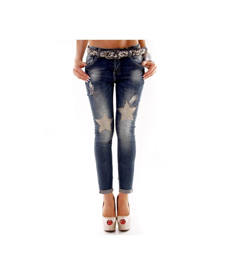 jeans fashion lovers sterne blau jeans. Black Bedroom Furniture Sets. Home Design Ideas